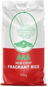 Village Pride Fragrant Rice, Jasmine, Fragrance Rice10kg AAA like Green Dragon