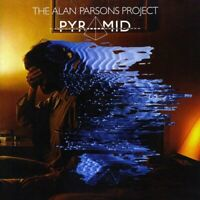 The Alan Parsons Project - Pyramid (NEW CD)