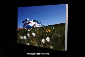 BTCC 2021 Ashley Sutton Motor Sport Canvas