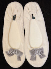 Womens Shoes JCrew Wool & Cashmere Slippers House Shoes Size L 11-12 NEW