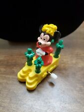 1991 Burger King DISNEY PARADE FIGURES - Minnie Mouse
