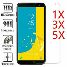 5PCS Tempered Glass Screen Protective For Samsung Galaxy J7 J5 J3 A5 A6 A7 A8 A9