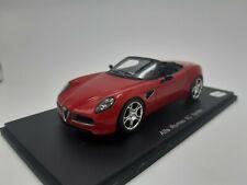 Alfa Romeo 8C Cabriolet 1:43 Spark Model