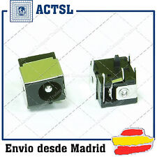 CONECTOR DC  jack socket PACKARD BELL EasyNote serie MX52: MX52-B-701NCD