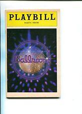 Vincent Gardenia Ballroom Broadway Play Signed Autograph Opering Night Playbill