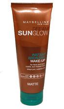 Maybelline Dream Sunglow Instant Bronzing Make-Up Fake Tan Fair Skintones Matte