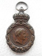 FRENCH NAPOLEON I ST. HELENA MEDAL - MEDAILLE DE STE HELENE 1821 (M.2 b)