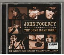 CD JOHN FOGERTY THE LONG ROAD HOME New Creedence Collection 25 Tracks