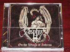 Asphyx: On The Wings Of Inferno Collectors Edition CD 2009 Live Bonus Tracks NEW