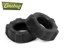 """VW Classic Beetle 1 3/4"""" Spring Plate Bushes Rubber Knobbly Bush Rear Arm T1"""
