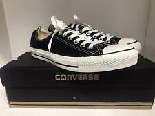 Converse Chuck Taylor All Star Canvas Unisex Low Cut Men 8.5--WMN 10.5