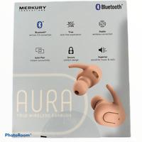 Merkury innovations bluetooth Aura True wireless earbuds