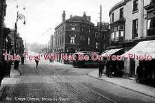 ST 67 - Grays Corner, Stoke on Trent, Staffordshire - 6x4 Photo