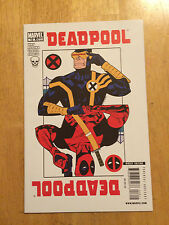 Deadpool 15 16 17 18 NM Set X-Men  Marvel Comics 2008 2nd series Ryan Reynolds