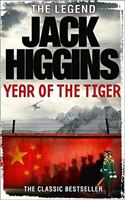 Higgins, Jack, Year of the Tiger, Like New, Paperback