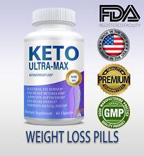 Keto diet Pills Slim Fast Ultra Fast  - Boost Weight Loss Best Fat Burnner