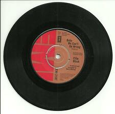 CILLA BLACK - BABY WE CAN'T GO WRONG - EMI - 1974 - 70s POP LOVE SONG