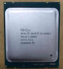 Intel E5-2660 V2 2.2GHz Turbo 3Ghz 8GT/s 10 Core 25MB Cache SR1AB CPU Processor