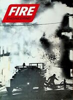 Fire Engineering Magazine February 1973 New Bedford Mass Cordage Company
