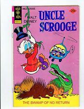 Uncle Scrooge #123 (Oct 1975, Western Publishing) vintage comic book