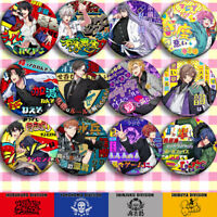 12pcs Anime Division Rap Battle DRB All Characters Cosplay Badge Button Gift C