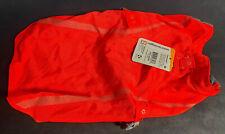 Ruffwear Track Jacket Blaze Orange High Visibility Safety S/M Dog Coat Vest