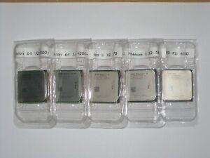 AMD Prozessor - Sockel AM2 / AM2+ / AM3 / AM3+ - diverse Modelle