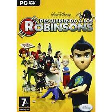 Descubriendo a los Robinsons PC DVD ROM Disney