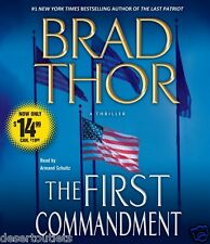 The First Commandment by Brad Thor [Audiobook]