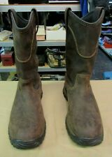 "Red Wing Irish Setter Men's Two Harbors 11"" Waterproof Boots 83907 10.5 D"