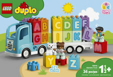 LEGO DUPLO 10915 ALPHABET TRUCK BRAND NEW IN BOX FOR AGES 18 MONTHS +