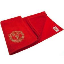 Oficial Manchester United Fc Bordado Rojo Ducha Baño Toalla MUFC Playa Gimnasio