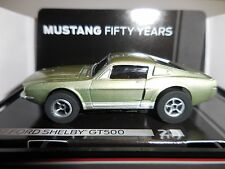 AUTO WORLD ~ '67 Mustang Shelby GT500~ NEW IN JEWEL CASE ~ Also Fits Afx, AW, JL