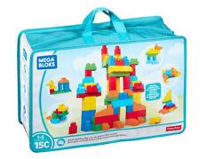 Mega Bloks Deluxe Building Bag 150 Pieces