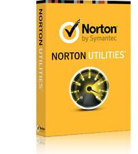 Symantec Norton Utilities 16 - 1 Year 3 Pcs Email Product Key