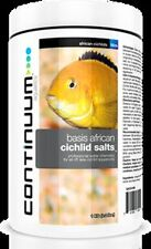 Continuum Basis African Cichlid Salts 500gm African Buffer Salts Powder
