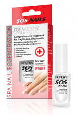 REVERS SOS NAILS TREATMENT FOR BRITTLE & FRAGILE NAILS BASE & CONDITIONER