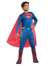 """Batman v Superman Kids Superman Costume,Medium, Age 5 - 7, HEIGHT 4' 2"""" -  4' 6"""""""