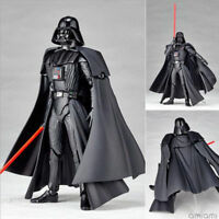 Kaiyodo Revoltech Star Wars Revo Darth Vader Figure Complex Sci-fi Model in Box
