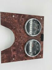 INTERNATIONAL RPM/MPH TACHOMETER SPEEDOMETER DASH PANEL