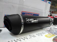 Auspuff ZX 12 R COBRA Street Cone  Black oval EG ABE KAWASAKI ZX 12 R BJ.00-06
