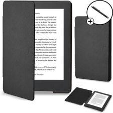 Custodie e copritastiera nero Per Kobo Aura in pelle per tablet ed eBook