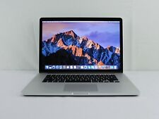 "15"" Apple MacBook Pro Retina 2014 2.8GHz Quad-Core i7 16GB RAM 512GB + WARRANTY!"