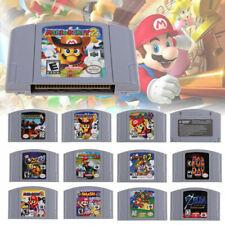 Party Smash 64 Mario Mario Nintendo Bros Game Card EU Cartridge