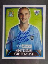 Merlin Premier League 2004-Antoine Sibierski Manchester City - 381