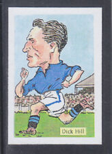 Fosse Collection - Soccer Stars 1919-1939 - # 26 Dick Hill - Millwall