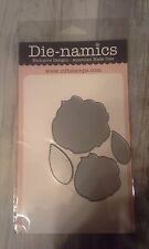 Die-namics Contemporary roses metal cutting die Like quickutz sizzix spellbinder