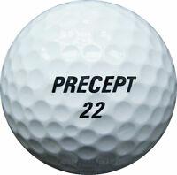 100 Precept Mix Golfbälle im Netzbeutel AA/AAAA Lakeballs gebrauchte Bälle Golf