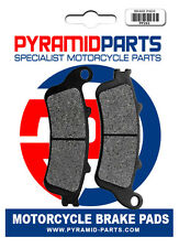 Rear brake pads for Honda XL1000 Varadero 99-11 PP261