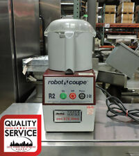 Robot Coupe R2NCLR  Used Commercial Food Processor With Bowl